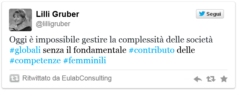 donne in Eulab Consulting